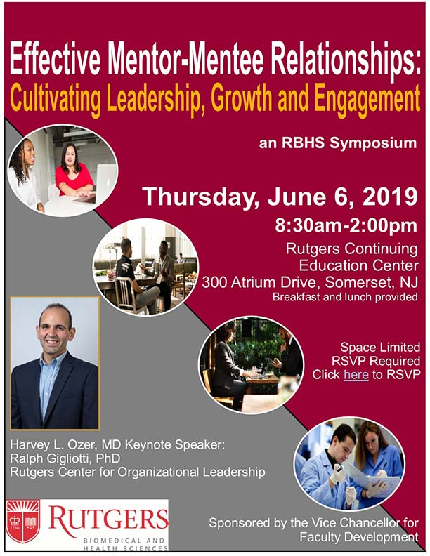 flyer for rbhs symposium